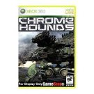 Chrome Hounds Xbox 360 FREE SHIPPING!!!!