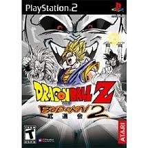 DRAGONBALL Z: BUDOKAI 2 PS2 !!! FREE SHIPPING!!!!