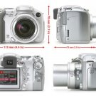 Canon Powershoot S2IS - 5.0 Megapixel Ultra-Zoom Digital Camera FREE SHIPPING!!!