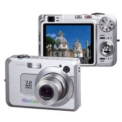 Casio Exilim EX-Z750 - 7.0 MegaPixels Digital Camera with 3 x Optical Zoom