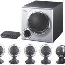 Sony SRSD5100 - 6-Piece - 130-Watt - 5.1 Multimedia and Gaming Speaker System FREE SHIPPING!!!