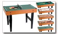 Club Fun 7in1 Game Table NEW!!!! FREE SHIPPING!!!!