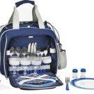 Maxam 30pc Picnic Cooler Bag Set NEW!!! FREE SHIPPING!!!!