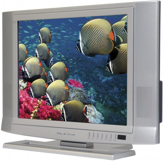 "Olevia LT20S - 20"" Inch HDTV LCD Monitor with 160 Degree Viewing Angle Free Shipping!!!"