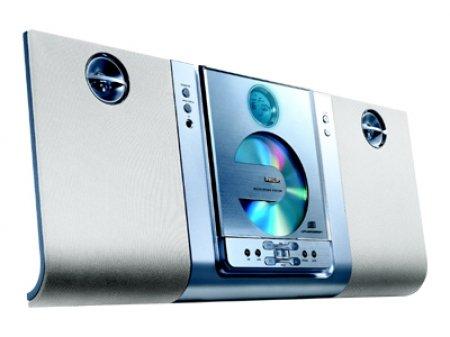 Philips MC235/37 Micro CD Shelf Stereo System Free Shipping!!!