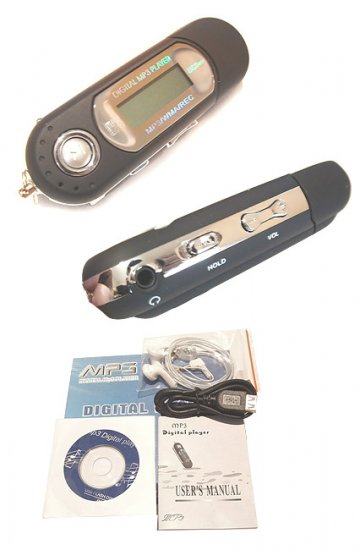 SDAT 128M MP3 Player FREE SHIPPING!!!