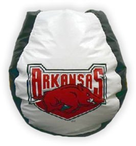 Bean Bag Arkansas Razorbacks FREE SHIPPING!!!