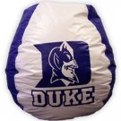 Bean Bag Duke Blue Devils FREE SHIPPING!!!