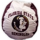 Bean Bag Florida St Seminoles FREE SHIPPING!!!