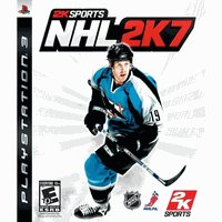 NHL 2K7 PS3 FREE SHIPPING!!!