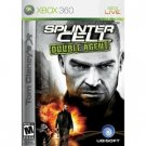 Tom Clancy's Splinter Cell Double Agent Xbox 360 FREE SHIPPING!!!