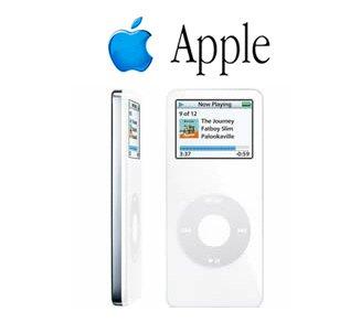 iPod Nano 4GB - White Free Shipping!!!