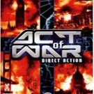 ACT OF WAR- DIRECT ACTION (DVD-ROM) PC Game FREE SHIPPING!!!