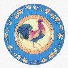 Fitz & Floyd - Coq du Village (4) Salad Plates