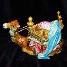 Fitz & Floyd Nativity Arabian Resting Camel Figurine - NIB
