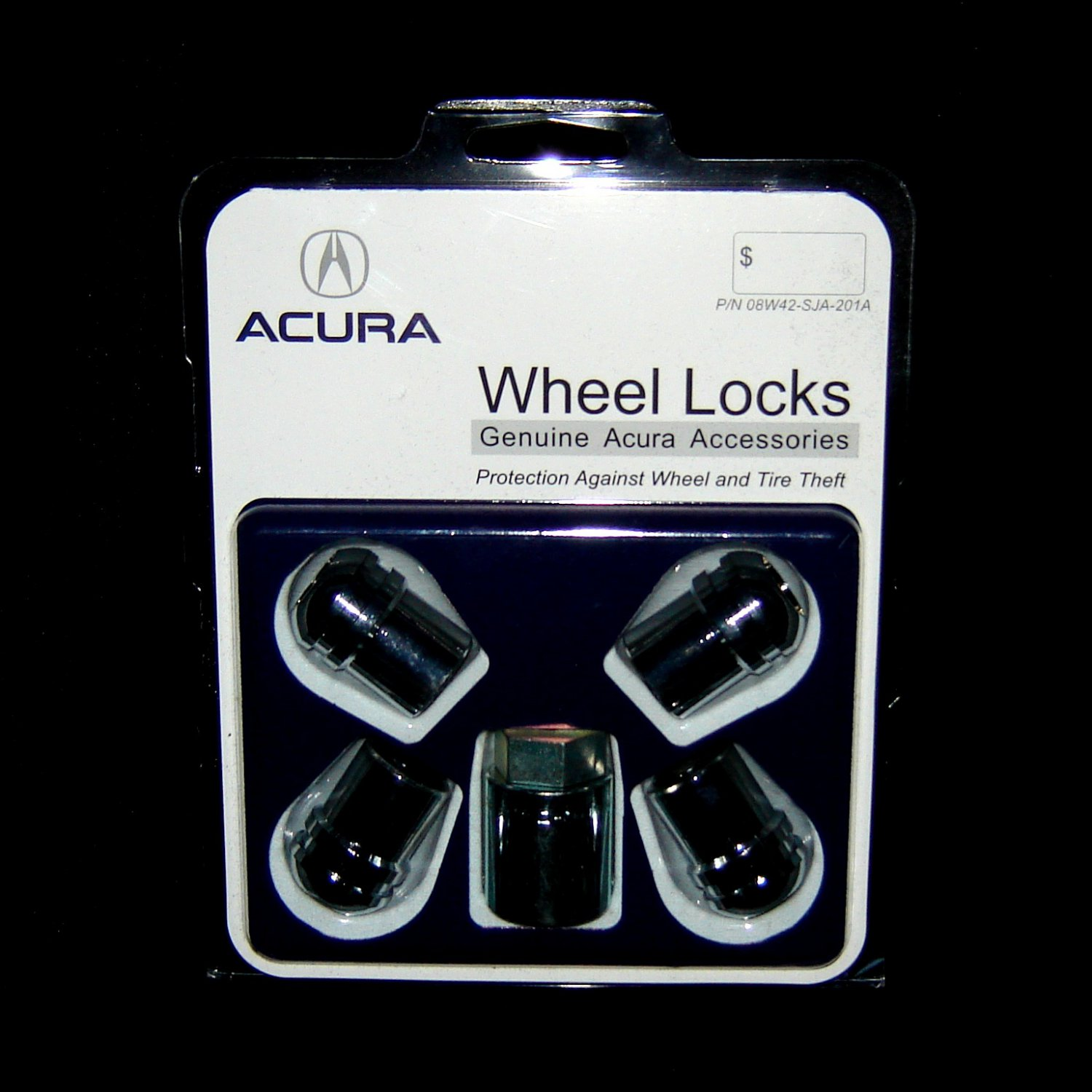Genuine Acura Protection Accessories