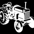 "FARM TRACTOR  5""Vinyl STICKER / DECAL"