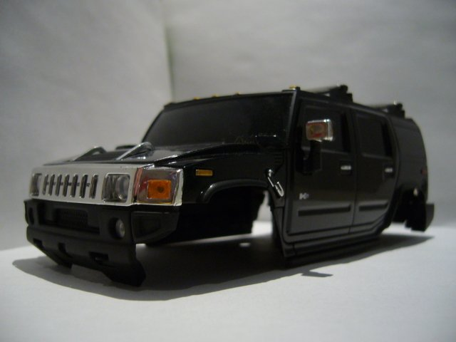 Xmods 2004 Hummer H2 Truck Body Xmod