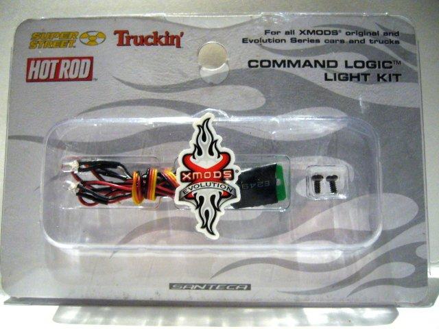Xmods Evolution Street Gen1 Command Logic Light Kit LED Xmod