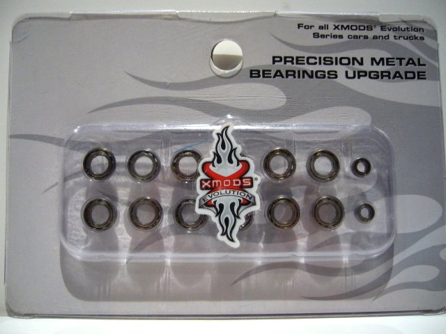 Xmods Evolution Precision Metal Bearings Upgrade Xmod