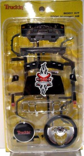 Xmods Custom Body Kit for Hummer H2 (Black) Xmod