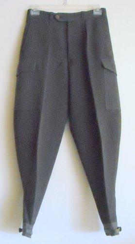 Vintage G K A Goteborg Sweden Mens Uniform Pants C48