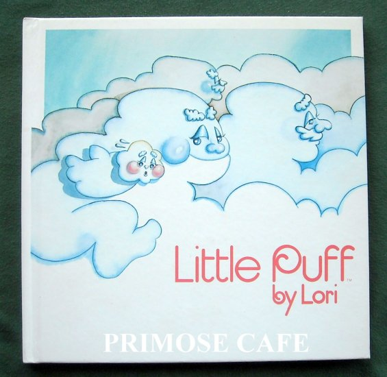 Little Puff by Lori Lepper hardcover First edition 1980