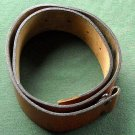 Original Canterbury womens leather belt 34""