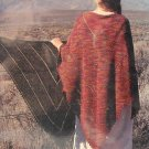 Fiber Trends The Landscape Shawl and Scarf pattern S-2002