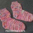 Bobbled Latice sox pattern by Dee Dee O&#39;connor pattern only