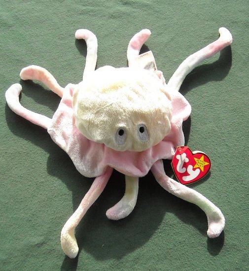 Ty Beanie Baby Original Jellyfish GOOCHY 1998 Mint