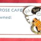 McDonald's Monopoly Pick your price crew tie tac pin 2001