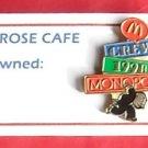 McDonald's Monopoly 1998 crew tie tac pin