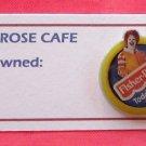 McDonald's Fisher Price gold tone tie tac pin