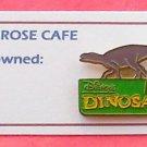McDonald's Disney's Dinosaur gold tone tie tac pin