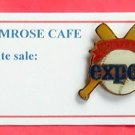 Montreal Expos Diamond Series 1991 Tie Tac Pin