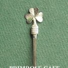 Sol D' Or EPGM Clover Miniature Souvenir Spoon
