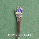 Collectors US Capital Washington DC miniature souvenir spoon