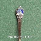 Collectors US Capital Washington DC miniature souvenir spoon