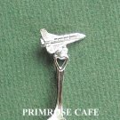 Kennedy Space Center miniature souvenir spoon