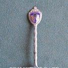 Boston miniature souvenir spoon