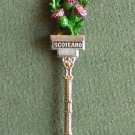 Scotland miniature souvenir spoon