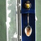 W Virginia Miniature Souvenir Spoon