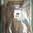 Columbia Sportswear Misses Womens River Resort Button Up Shirt Size M NIB