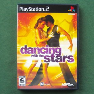 Dancing with the stars PS2 game UPC 047875754317