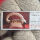 Jamiesons Shetland wool yarn kit for Nicky Epsteins Fabulous Felted Bag Swanderful