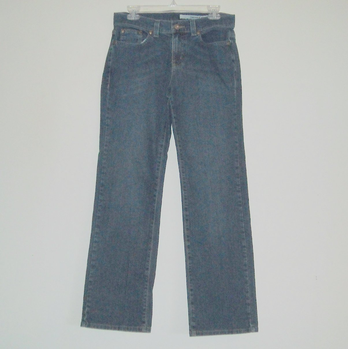 DKNY Jeans womens blue East Village jeans pants size 8