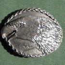 Flying Bald Eagle 3D Design EGE Belt Buckle