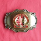 Raintree San Francisco Forty Niners 49ers belt buckle
