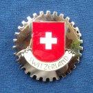 Switzerland Artifakt Silver Color Belt Buckle